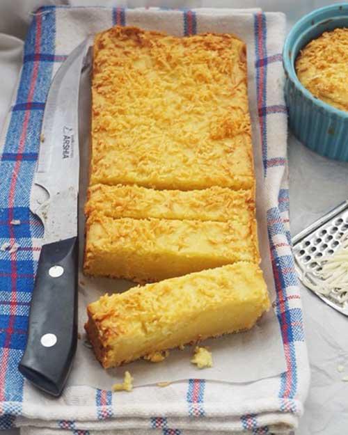 Resep Cake Tape Keju Spesial dan Ekonomis Dijamin Lembut