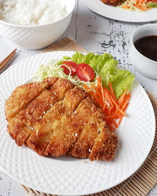 Resep Chicken Katsu Paling Mudah dan Enak