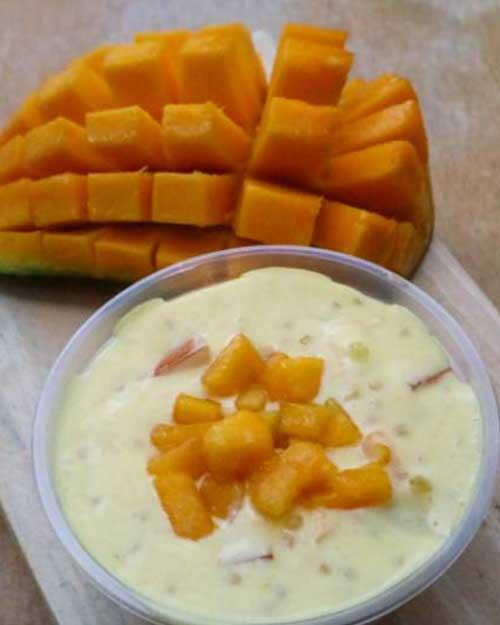 Resep Mango Sago Dessert Klasik Ala Hong Kong