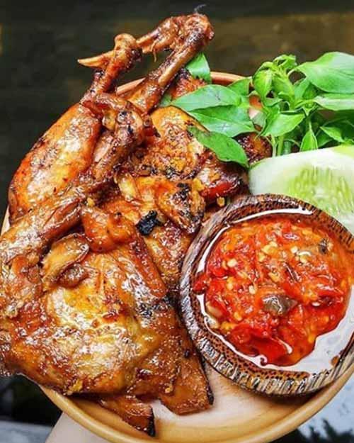 Resep Ayam Bakar Rumahan Praktis Enak