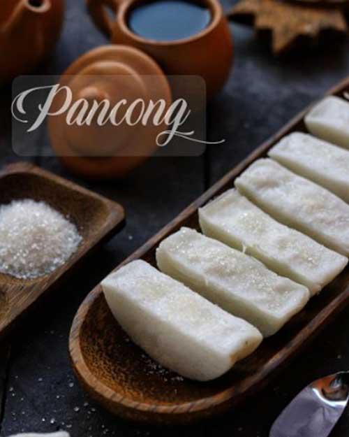 Resep Membuat Kue Pancong