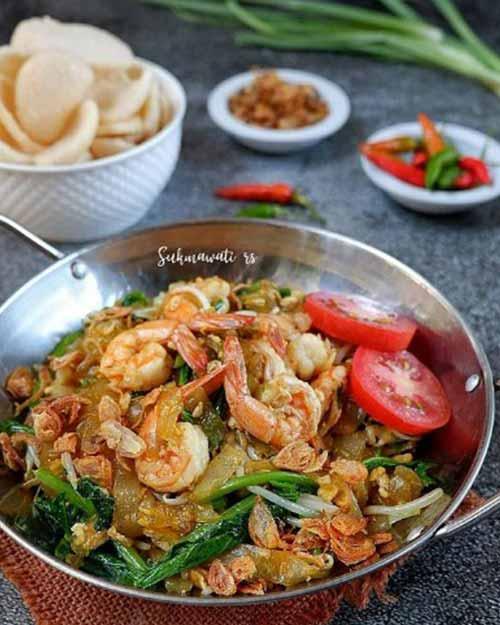 Resep Membuat Kwetiaw Goreng Ala Restoran