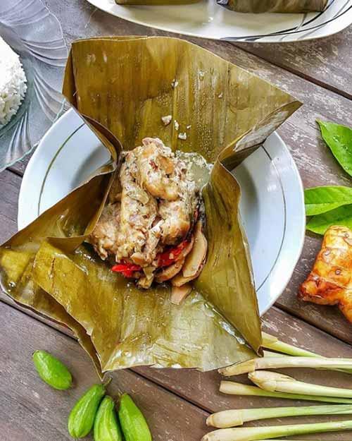 Resep Garang Asem Ayam Lezat Paling Praktis
