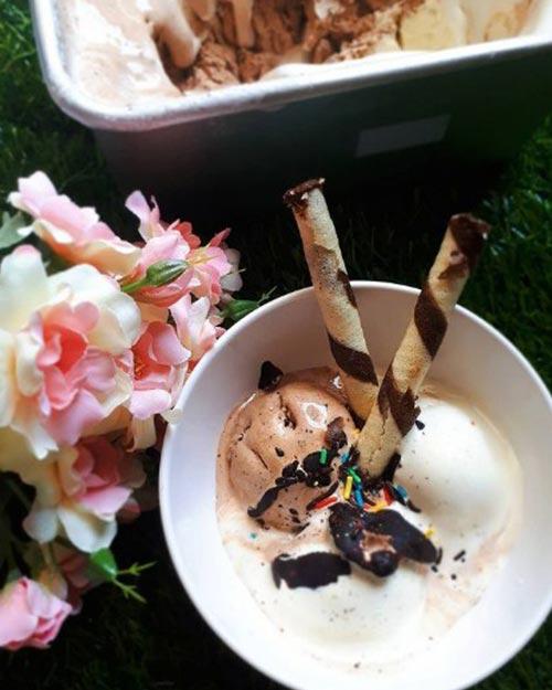 Resep Membuat Ice Cream Rumahan