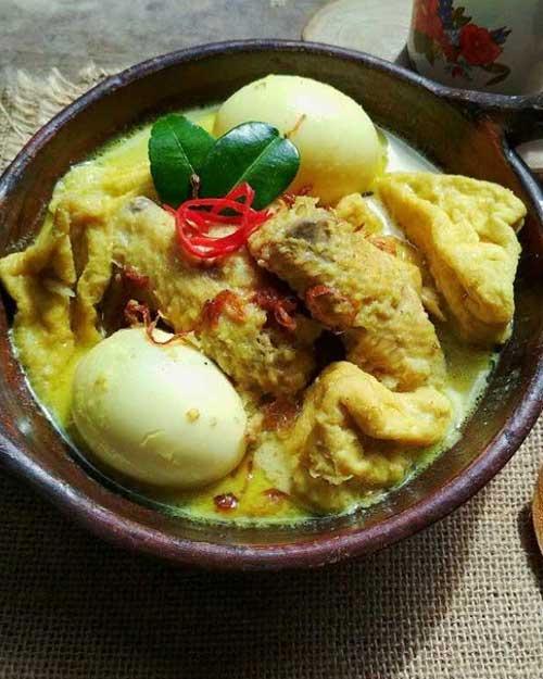 Resep Opor Ayam Spesial Lezat Paling Praktis