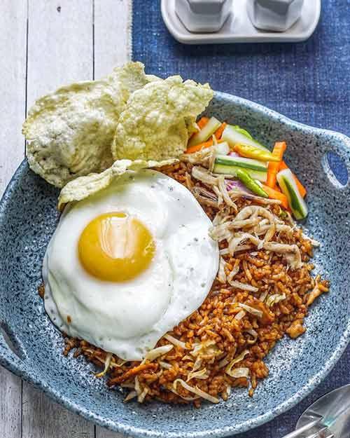 Resep Nasi Goreng Spesial Ala Restoran