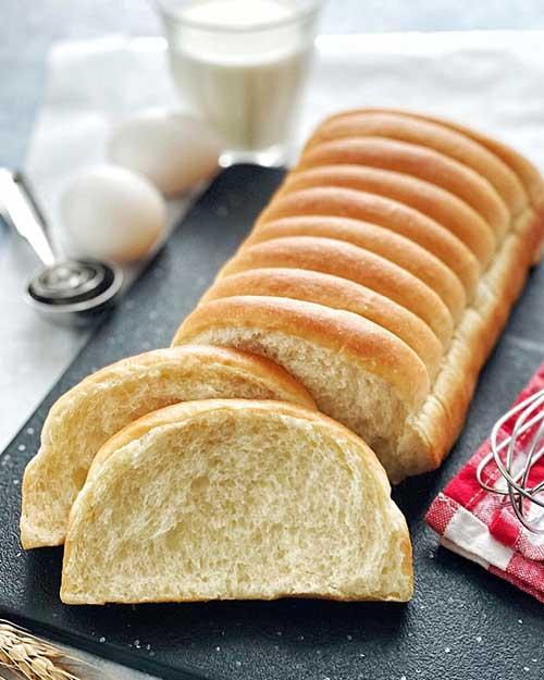 Resep Roti Sisir Jadul Super Lembut