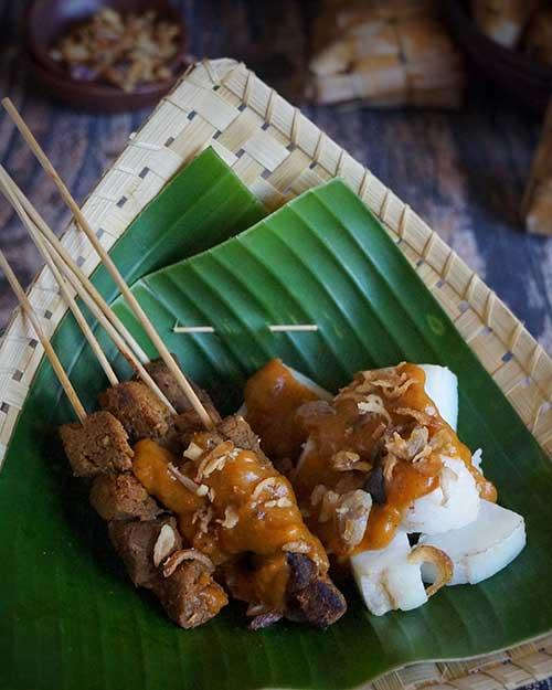 Resep Sate Padang Bumbu Kari Paling Praktis