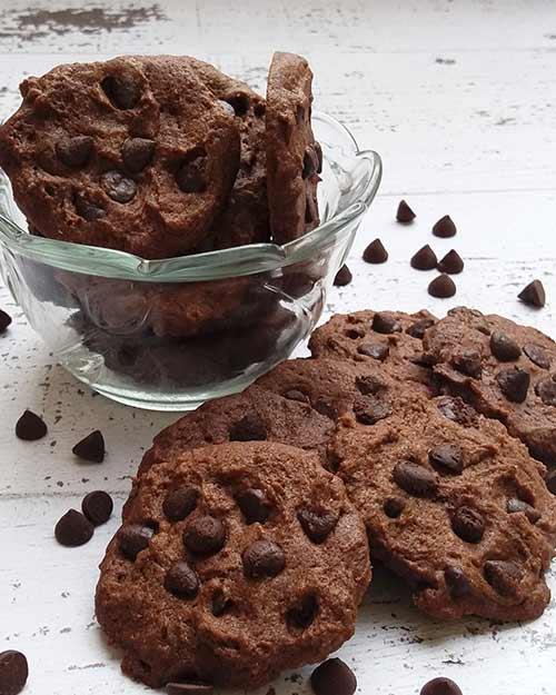 Resep Cookies Coklat Simple Lumer Dimulut