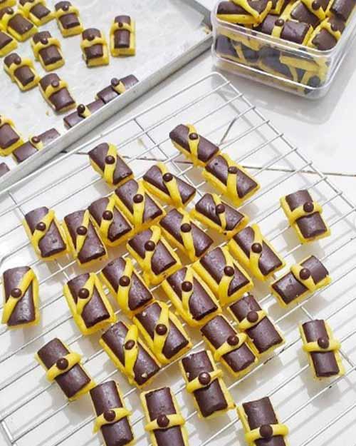 Resep Cookies Coklat Stick